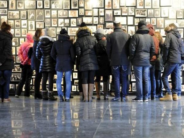 Jugendbegegnung 2015 Tag 3 Auschwitz